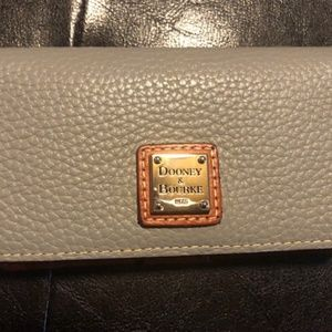 Donney Leather Wallet
